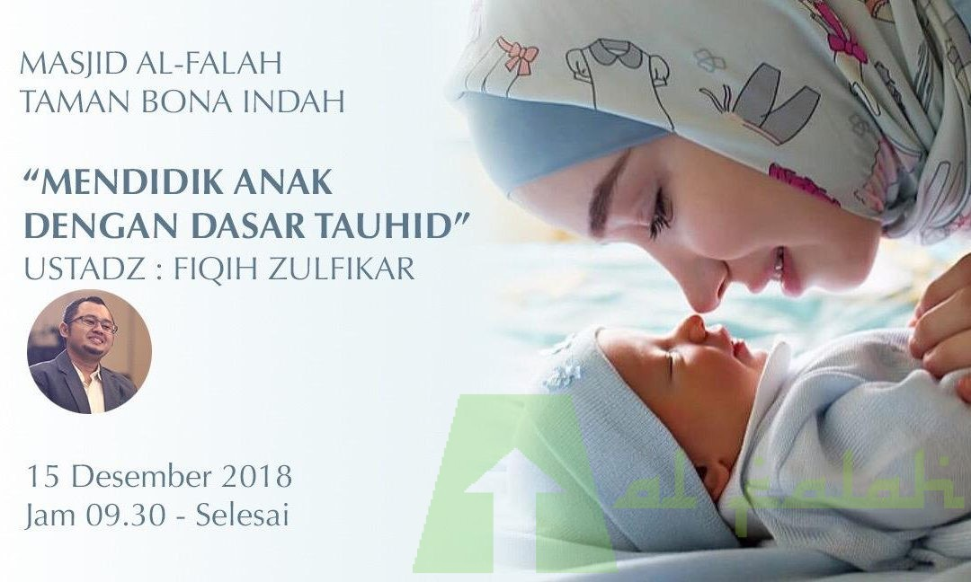 Ceramah Keluarga Islami, Sabtu 15 Desember 2018